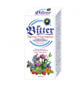 Bitter Taina Plantelor fara alcool, 200 ml