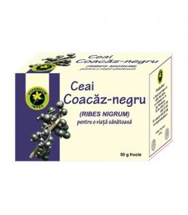 Ceai de coacaz negru (fructe), 50 g