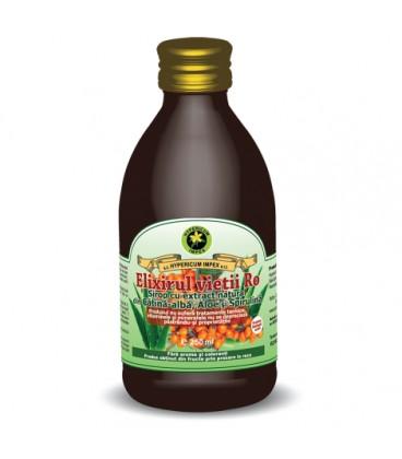 Siropul Elixirul Vietii Ro, 250 ml
