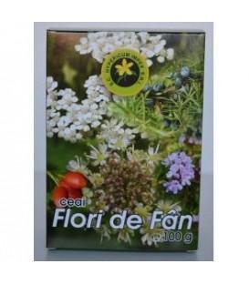 Ceai de flori de fan, 100 grame