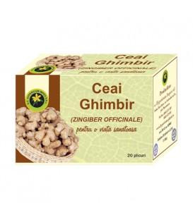 Ceai de Ghimbir, 20 doze