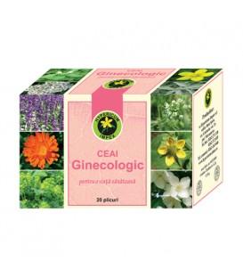 Ceai ginecologic, 20 doze