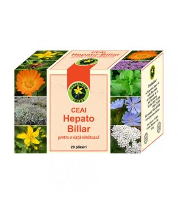 Ceai Hepato−biliar, 20 doze