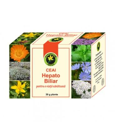 Ceai Hepato−biliar, 30 grame