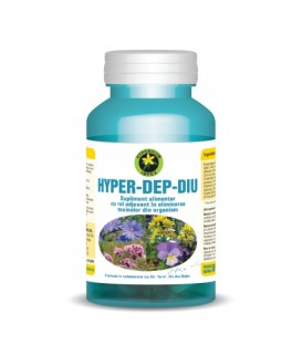 Hyper Dep-Diu 340 mg, 60 capsule