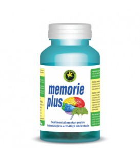 Memorie Plus, 60 capsule