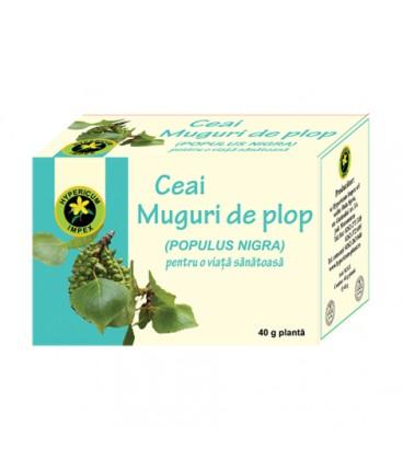 Ceai de plop negru, 40 grame
