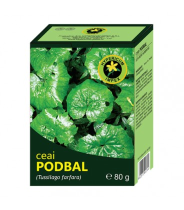 Ceai Podbal, 80 grame