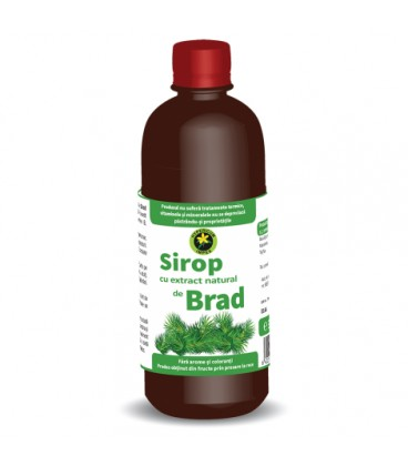 Sirop de brad (cu zahar), 500 ml