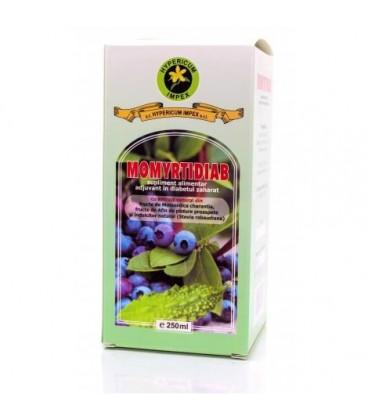 Sirop Momyrtidiab, 250 ml