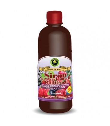 Sirop Multifruct fara zahar, 500 ml