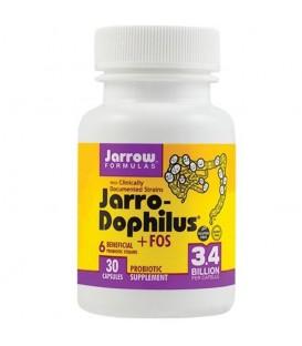 Jarro-Dophilus + FOS, 30 capsule