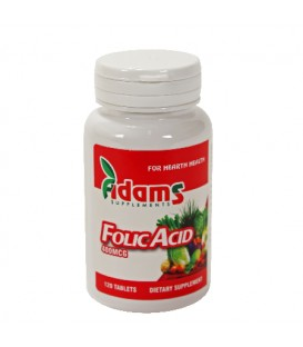 Acid Folic 400µg, 120 tablete