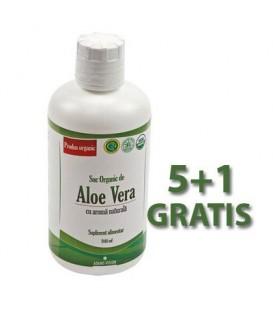 Aloe Vera Suc, 946 ml 5+1 gratis
