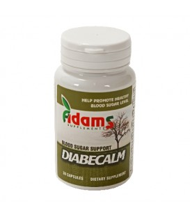 Diabecalm, 30 capsule