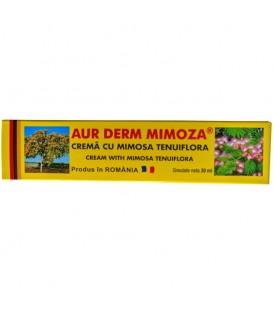 Aur Derm crema cu mimoza tenuiflora, 30 ml
