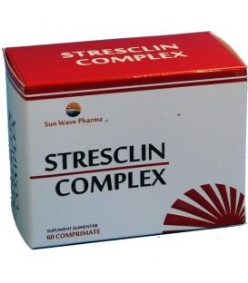 Stresclin Complex, 60 comprimate