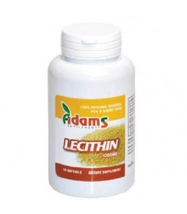 Lecitina 1200 mg, 60 capsule