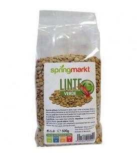 Linte verde, 500 grame