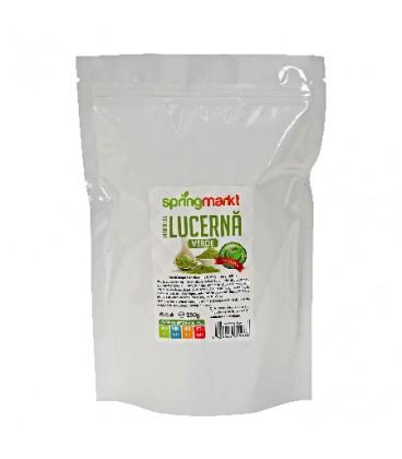 Lucerna verde pulbere, 250 grame