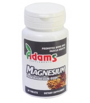 Magneziu 375 mg, 30 tablete