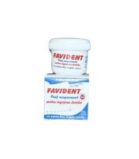 Favident nespumant (Bio), 50 ml