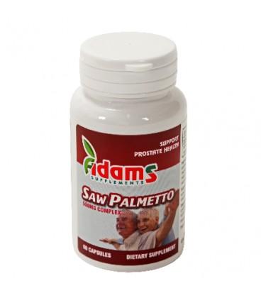Saw Palmetto 500 mg, 60 capsule