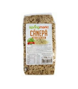 Seminte de canepa decorticata, 250 grame