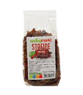 Stafide brune, 250 grame