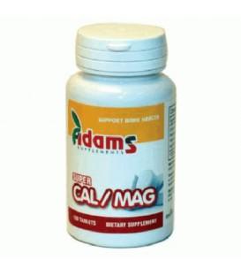 Super Calciu/Magneziu,  100 tablete