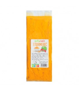 Turmeric pudra, 70 grame
