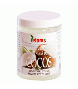 Ulei de cocos virgin, 1000 ml