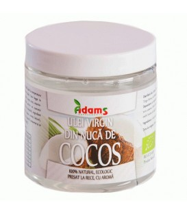 Ulei de cocos virgin, 250 ml
