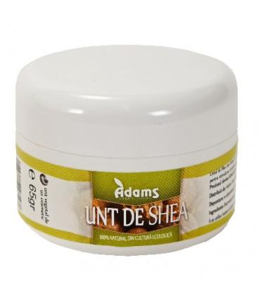 Unt de shea (nerafinat), 65 grame