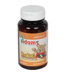 Vitakid C, 30 comprimate masticabile