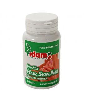 ViTamix Hair, Skin&Nail, 30 comprimate