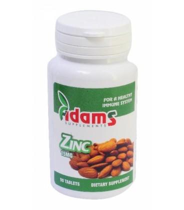 Zinc 15 mg, 90 tablete