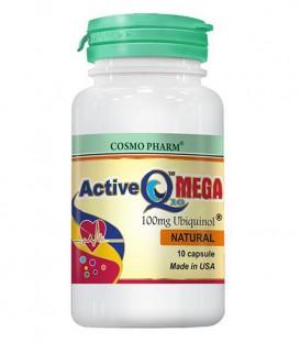 Active Q10 Mega Ubiquinol, 10 capsule