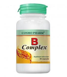 B Complex, 30 capsule