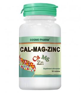 Cal-Mag-Zinc, 30 tablete