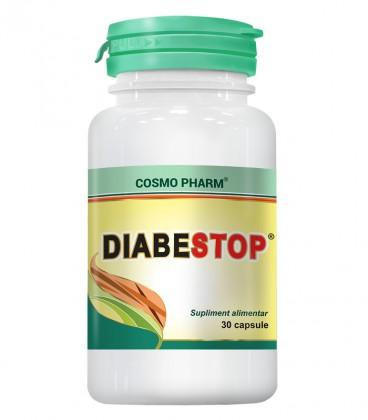DiabeStop, 30 capsule
