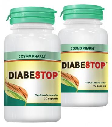 DiabeStop, 30 + 30 capsule (promotie)
