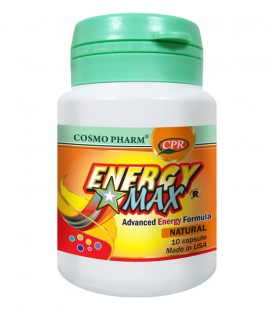 Energy Max, 10 capsule