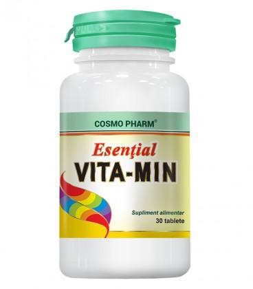 Esential Vita-Min, 30 tablete