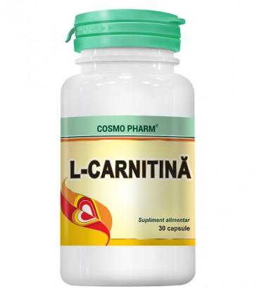 L-Carnitina, 30 capsule