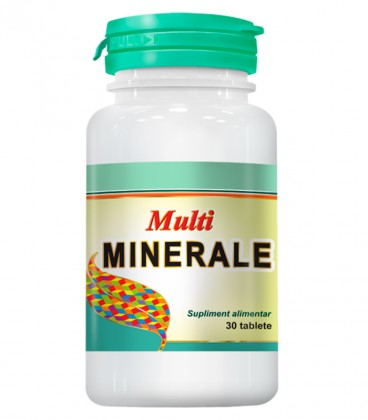 Multiminerale, 30 tablete