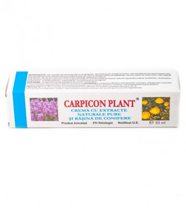 Carpicon Plant (crema), 50 ml