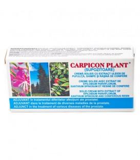 Carpicon Plant (supozitoare) 1 gr, 10 bucati