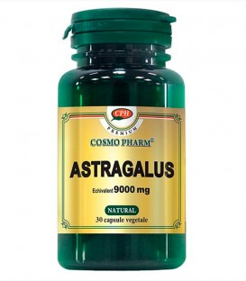 Astragalus Extract 450 mg echivalent 9000mg, 30 capsule