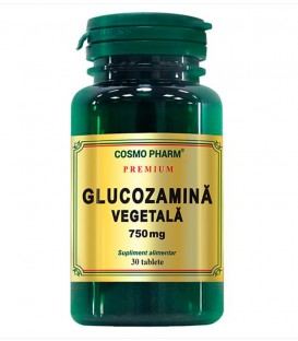 Glucozamina Vegetala 750 mg, 30 tablete